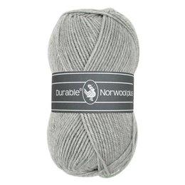 Durable Norwool Plus lichtgrijs (004)
