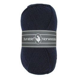 Durable Norwool Plus 210 - marineblauw
