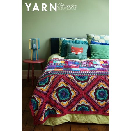 Scheepjes Garenpakket: Happy Folk Blanket - Yarn 6