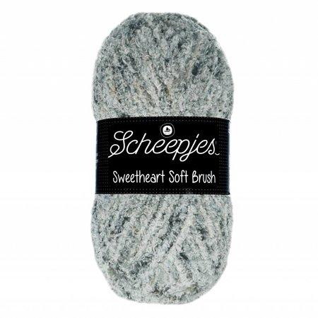 Scheepjes Sweetheart Soft Brush grijs (528)