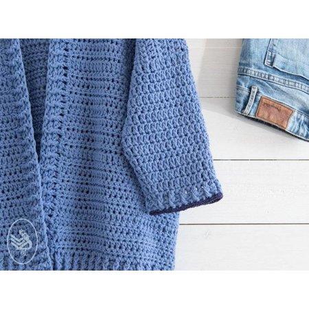 Durable Haakpatroon Cosy vest