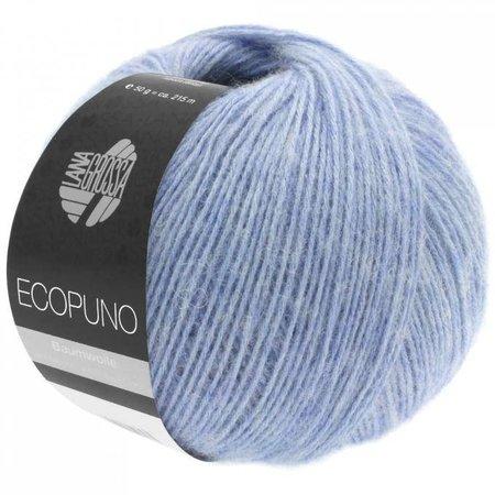 Lana Grossa Ecopuno Lichtblauw (013)