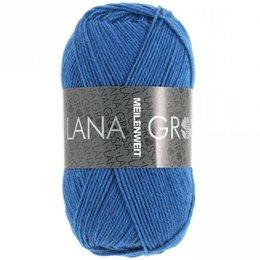 Lana Grossa Meilenweit 1293 - kobaltblauw