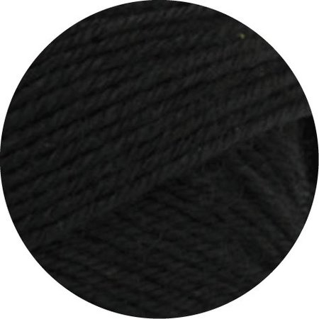 Lana Grossa Meilenweit 1106 - zwart