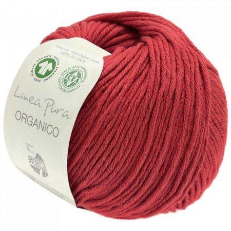 Lana Grossa Linea Pura Organico 058 - Rood