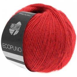 Lana Grossa Ecopuno 06 - Rood