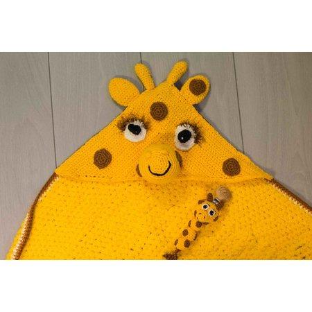 Scheepjes Haakpakket: Speenkoord Giraffe