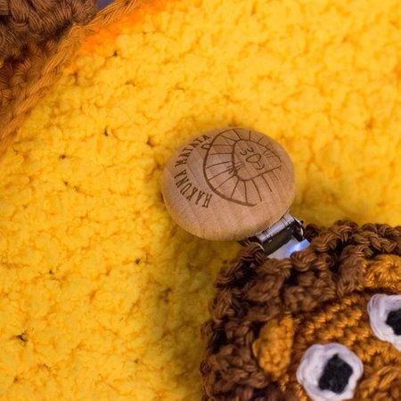 Scheepjes Haakpakket: Speenkoord Leeuw