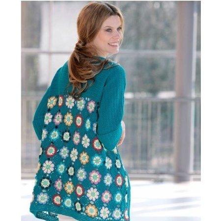 Scheepjes Haakpatroon Kimono van Cotton 8