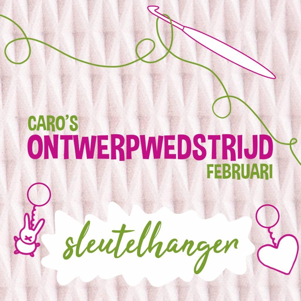 Caro's Ontwerpwedstrijd: februari