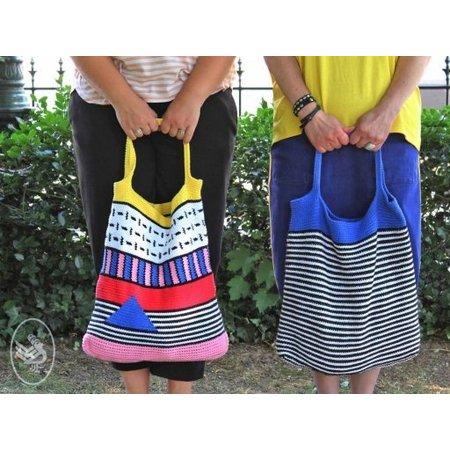 Durable Haakpatroon City Bags