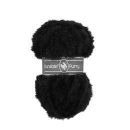 Durable Furry Black (325)
