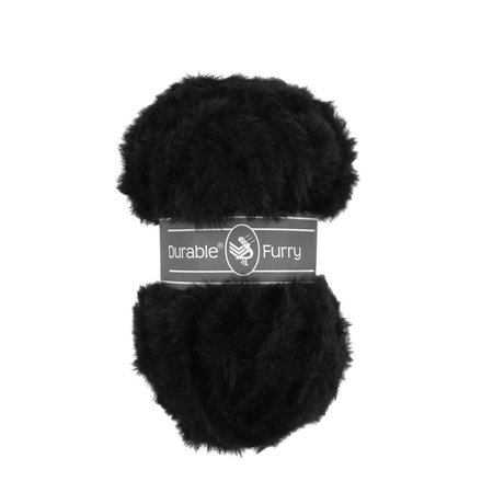 Durable Furry 325 - Black