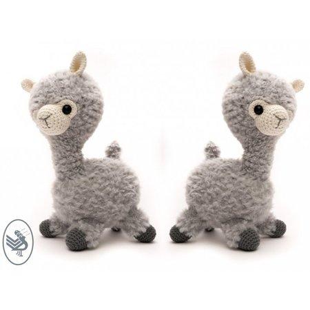 Durable Haakpakket: Alpaca Almina