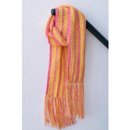 Caro's Atelier Haakpatroon Stone Washed Mikado sjaal (digitaal)
