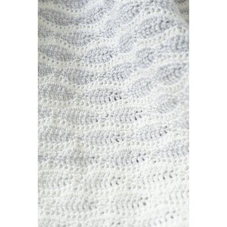 Caro's Atelier Haakpakket Honinggolfjes sjaal