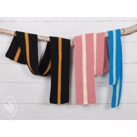 Durable Haakpakket: Family Stripe Scarf