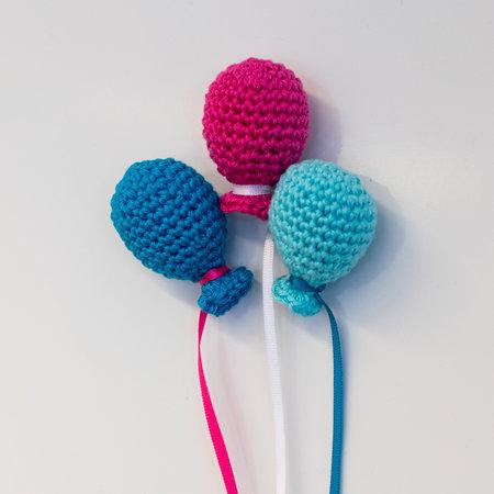 Caro's Atelier Haakpakket: Magneet ballonnetje