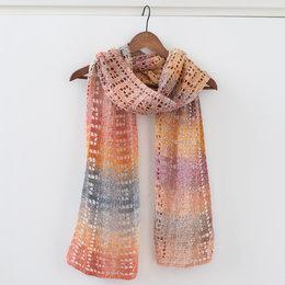 Caro's Atelier Haakpatroon Square sjaal (digitaal)