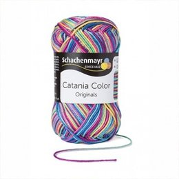 Schachenmayr Catania color afrika colorful (093)