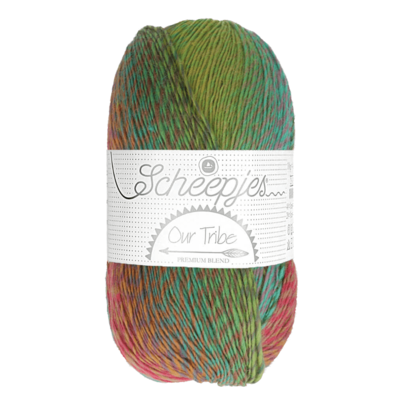 Scheepjes Our Tribe 986 - Energise