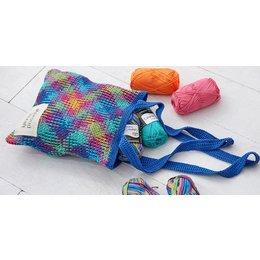 Schachenmayr Haakpakket: Gehaakte Project Bag