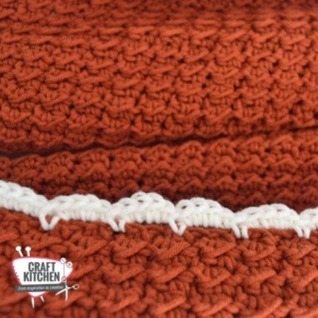 Durable Haakpakket: Cosy Brick Sjaal