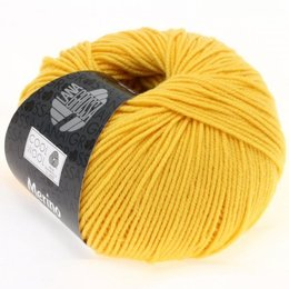 Lana Grossa Cool Wool Geel (419)