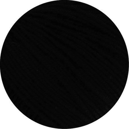 Lana Grossa Cool Wool Zwart (433)