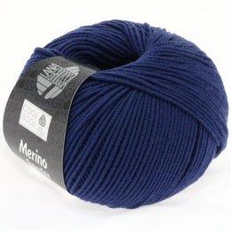 Lana Grossa Cool Wool Ultramarijnblauw (440)