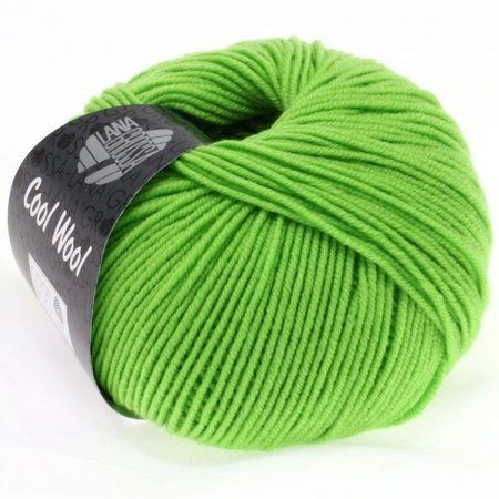 Lana Grossa Cool Wool Lichtgroen (509)