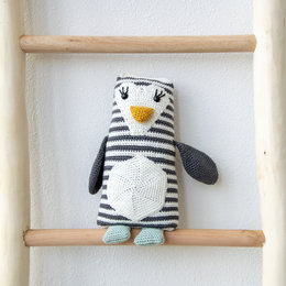 Caro's Atelier Haakpakket: Lieve Pinguin - Karen van OK Kadootjes