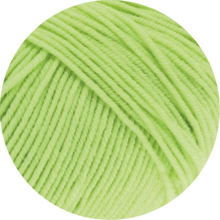 Lana Grossa Cool Wool Bleekgroen (540)