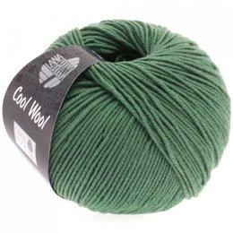 Lana Grossa Cool Wool Donker grijsgroen (2021)