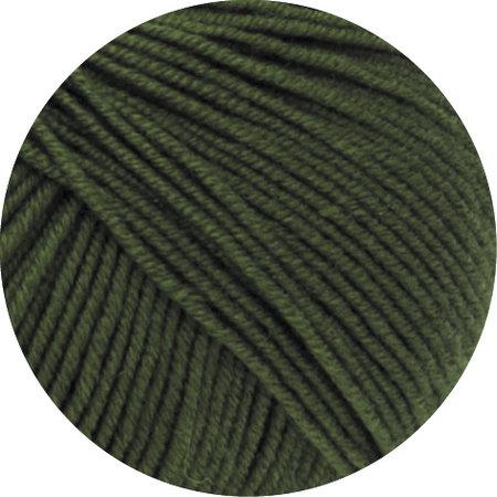 Lana Grossa Cool Wool Donker olijf (2042)