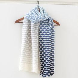 Caro's Atelier Haakpatroon  Honinggolfjes sjaal - Pien (digitaal)