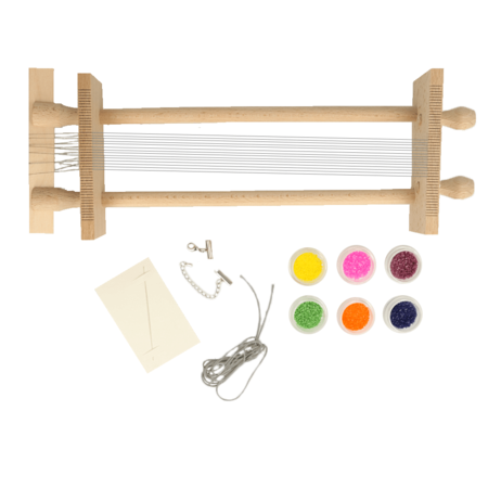 Scheepjes Bead Weaving Loom Kit