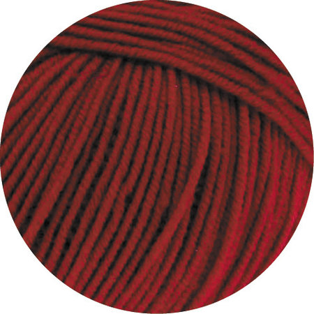 Lana Grossa Cool Wool Donkerrood (514)