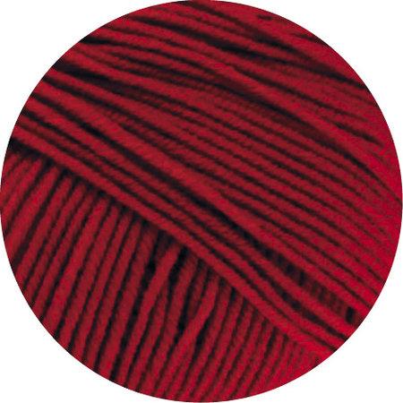 Lana Grossa Cool Wool Karmijnrood (437)