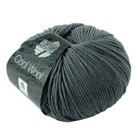 Lana Grossa Cool Wool Grijs (2064)