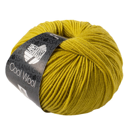 Lana Grossa Cool Wool Mosterd (2062)