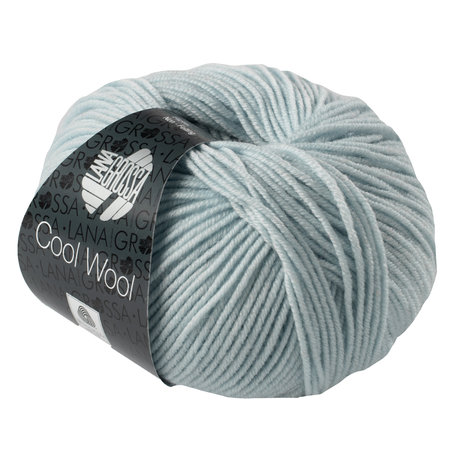 Lana Grossa Cool Wool Pastelblauw (2057)