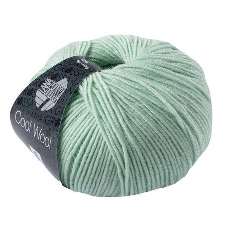 Lana Grossa Cool Wool 2056 - Zachtgroen