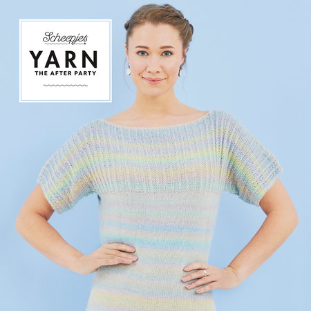 Scheepjes Yarn After Party 43 Pegasus Tunic