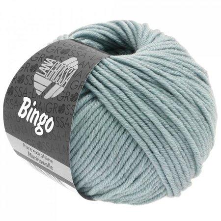 Lana Grossa Bingo 190 - Blauwgrijs