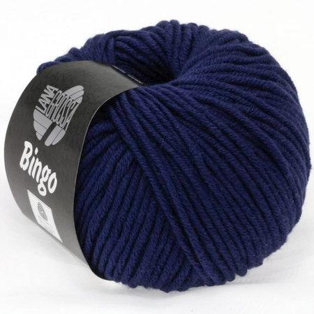 Lana Grossa Bingo 014 - Marineblauw