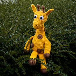 Scheepjes Giraffe Sophie