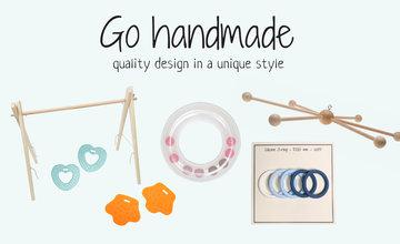 NIEUW: Go Handmade accessoires