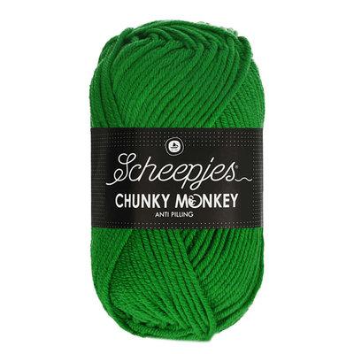 Scheepjes Chunky Monkey 2014 - Emerald