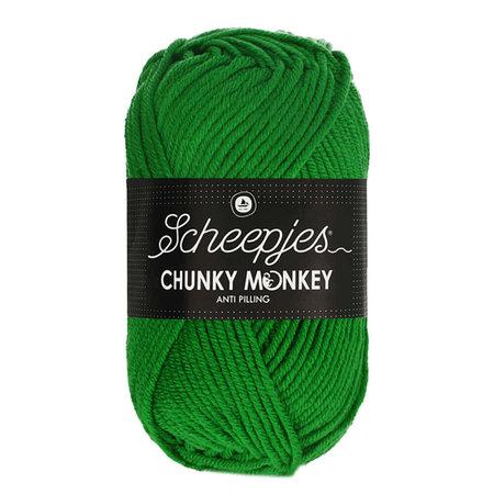 Scheepjes Chunky Monkey Emerald (2014)
